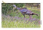 Turkey In The Draw Carry-all Pouch