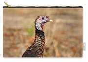 Turkey Profile Carry-all Pouch by Al Powell Photography USA