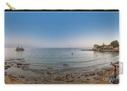 Turkey Side Panorama Carry-all Pouch by Antony McAulay