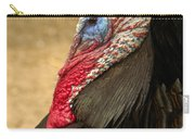 Turkey Time Carry-all Pouch by Carolyn Marshall