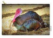 Turkey Time Out Carry-all Pouch