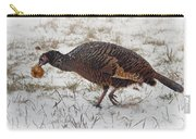 Turkey With Apple Stuffing Carry-all Pouch