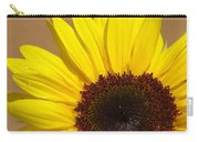 Turmeric Aster Carry-all Pouch