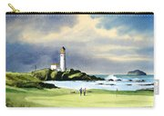 Turnberry Golf Course Scotland 10th Green Carry-all Pouch