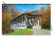Turner's Covered Bridge Carry-all Pouch