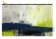 Turning Point - Contemporary Abstract Painting Carry-all Pouch