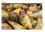 Turnip On Display At Farmers Market Carry-all Pouch