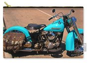 Turquoise Beauty Carry-all Pouch