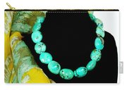 Turquoise Fashion Carry-all Pouch