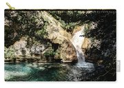 Turquoise Forest Pond On A Summer Day No2 Carry-all Pouch