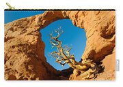Turret Arch, Arches National Park Carry-all Pouch