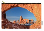 Turret Arch Frame Carry-all Pouch