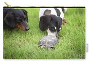 Turtle Chase Carry-all Pouch
