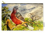 Turtle - Dove Carry-all Pouch