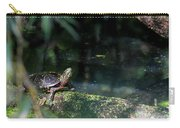 Turtle Grotto Carry-all Pouch