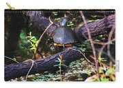Turtle In The Glades Carry-all Pouch