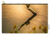 Turtle On Golden Pond Carry-all Pouch