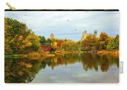 Turtle Pond 2 - Central Park - Nyc Carry-all Pouch