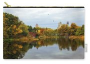 Turtle Pond - Central Park - Nyc Carry-all Pouch