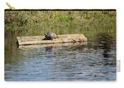 Turtle Raft Carry-all Pouch