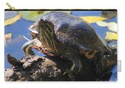 Turtle Smile Carry-all Pouch