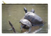 Turtle Trio Carry-all Pouch