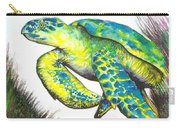 Turtle Wonder Carry-all Pouch