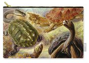 Turtles Turtles And More Turtles Carry-all Pouch