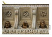 Tuscan Architectural Details Carry-all Pouch