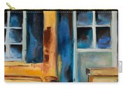 Tuscan Courtyard Carry-all Pouch by Elise Palmigiani