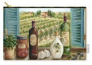Tuscan Delights Carry-all Pouch by Marilyn Dunlap