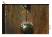 Tuscan Doorknob Carry-all Pouch