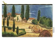 Tuscan Dream 2 Carry-all Pouch by Debbie DeWitt