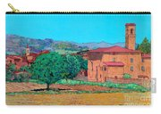 Tuscan Farm Village Carry-all Pouch