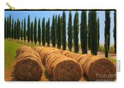 Tuscan Hay Carry-all Pouch