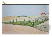 Tuscan Hillside One Carry-all Pouch
