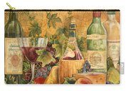 Tuscan In Vino Veritas Carry-all Pouch