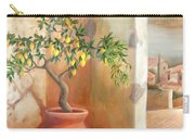 Tuscan Lemon Tree Carry-all Pouch