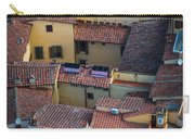 Tuscan Rooftops Carry-all Pouch