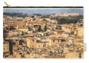 Tuscan Rooftops Siena Carry-all Pouch