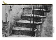 Tuscan Staircase Bw Carry-all Pouch