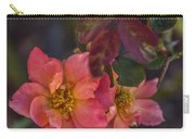 Tuscan Sun Rose Carry-all Pouch