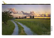 Tuscan Sunset Carry-all Pouch by Brian Jannsen