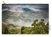 Tuscan View Carry-all Pouch by Silvia Ganora