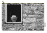 Tuscan Window And Pot Carry-all Pouch