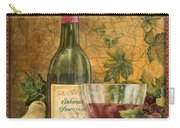 Tuscan Wine-b Carry-all Pouch