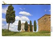 Tuscany - Cappella Di Vitaleta Carry-all Pouch