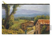 Tuscany Farm Road Carry-all Pouch