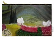 Tuscany Garden Carry-all Pouch