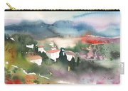 Tuscany Landscape 01 Carry-all Pouch